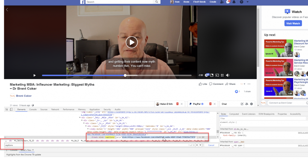 How to Automatically Add Subtitles to Your LinkedIn Video (for free) 4